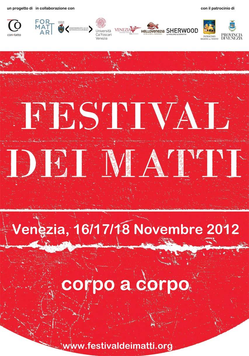 Festival dei matti 2012
