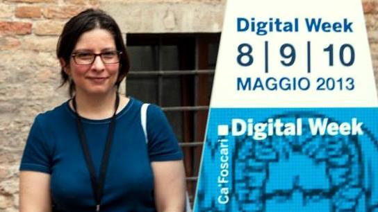 Mariela De Marchi premiata al Webforall Day per il progetto Exploradora